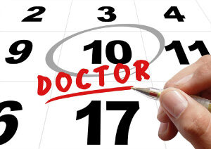 Termin zur betriebsärztlichen Vorsorgeleistung
