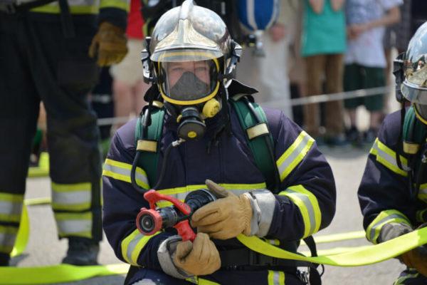 Eignungsuntersuchung Feuerwehr und Rettungsfahrer