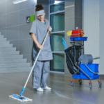 Reinigungskräfte - Betriebsmedizinsche Tätigkeiten